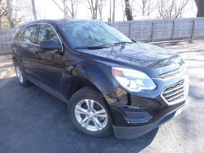 Chevrolet Equinox 2017 for Sale in Mission, KS