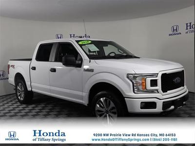 Ford F-150 2018 for Sale in Kansas City, MO
