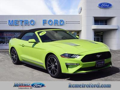 Ford Mustang 2020 a la venta en Independence, MO