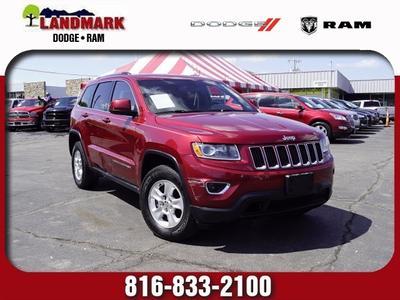 2014 Jeep Grand Cherokee Laredo for sale VIN: 1C4RJFAG5EC219996