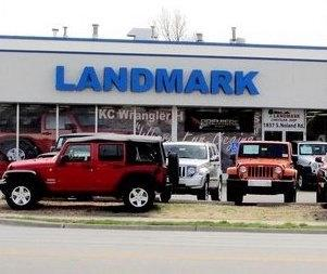 Landmark Dodge Chrysler Jeep Ram Image 1