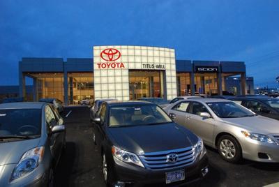 Titus Will Toyota Image 3