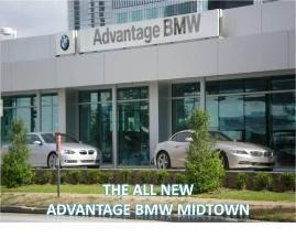 Advantage BMW Midtown Image 5