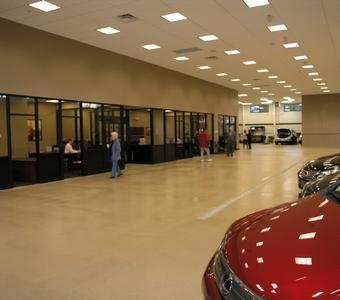 Balise Lexus Image 1