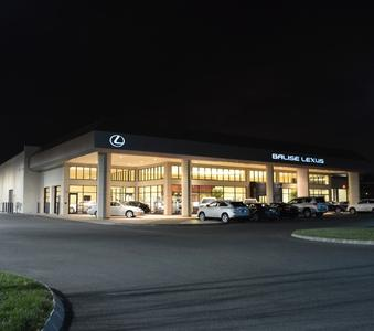 Balise Lexus Image 3