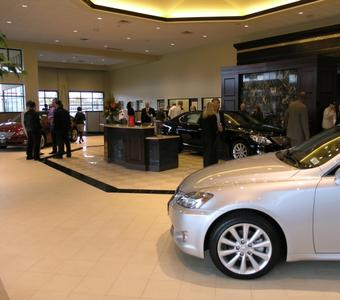 Balise Lexus Image 6
