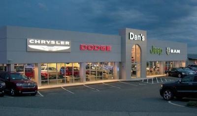 Dan's Jeep Chrysler Dodge RAM Inc. Image 1