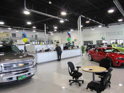 Quirk Chevrolet Image 1