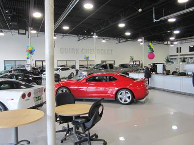 Quirk Chevrolet Image 4