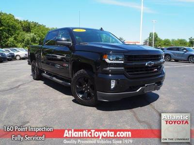Chevrolet Silverado 1500 2018 for Sale in Lynn, MA