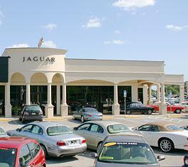 Wilde Jaguar Land Rover Sarasota Image 2