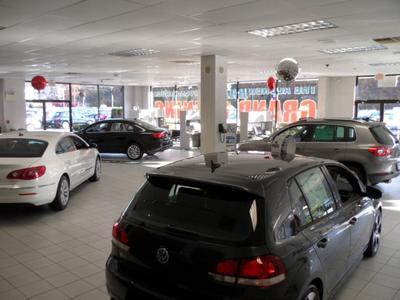 Balise Volkswagen Image 1