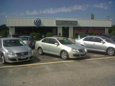 Balise Volkswagen Image 3