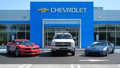 Schumacher Chevrolet of Livingston Image 1