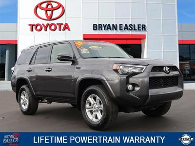Toyota Four Runner For Sale >> 2018 Toyota 4runners For Sale In Pickens Sc Auto Com