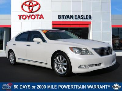 2009 Lexus LS 460 L for sale VIN: JTHGL46F495034353