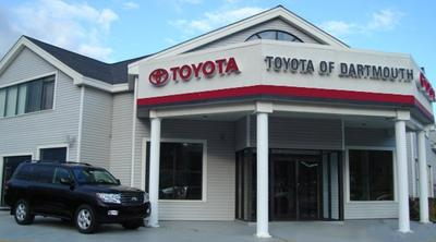 Toyota of Dartmouth Image 4