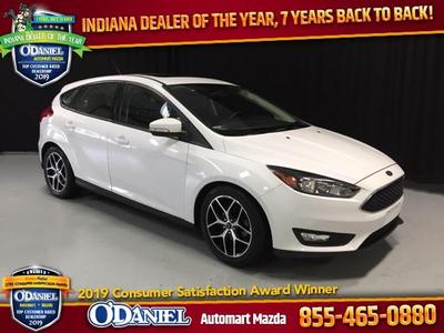 2017 Ford Focus SEL for sale VIN: 1FADP3M2XHL247830