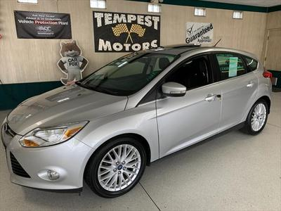 2012 Ford Focus SEL for sale VIN: 1FAHP3M28CL135344