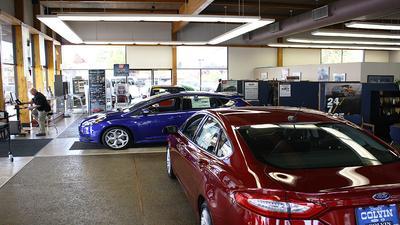 Chuck Colvin Auto Center Image 2