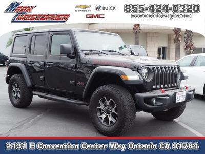Jeep Wrangler Unlimited 2019 for Sale in Ontario, CA