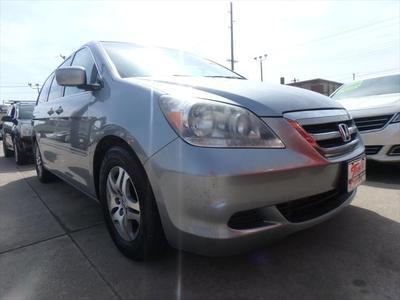 2006 Honda Odyssey EX-L for sale VIN: 5FNRL38776B112273