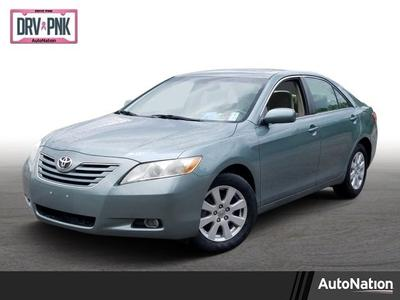 2008 Toyota Camry XLE for sale VIN: 4T1BE46K88U754631