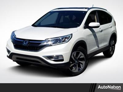 2016 Honda CR-V Touring for sale VIN: 5J6RM3H90GL017609