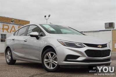 Chevrolet Cruze 2018 a la venta en Grand Prairie, TX