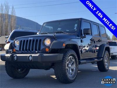 Jeep Wrangler Unlimited 2013 for Sale in North Bend, WA