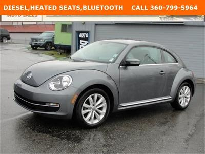 Volkswagen Beetle 2014 for Sale in North Bend, WA