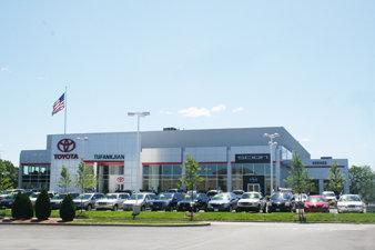 Toyota of Braintree Image 1