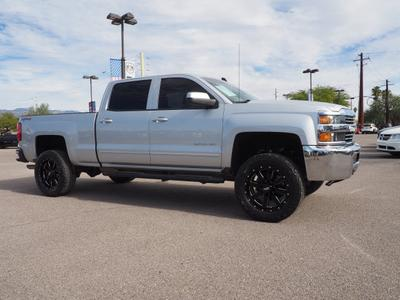 Chevrolet Silverado 2500 2015 for Sale in Tucson, AZ