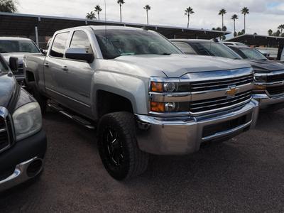Chevrolet Silverado 2500 2015 for Sale in Tucson, AZ