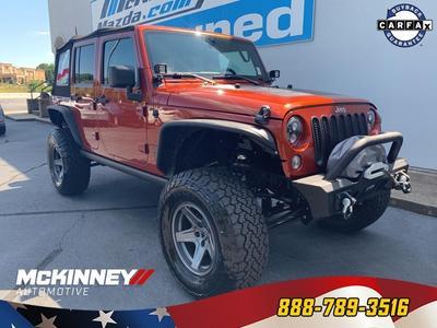 2014 Jeep Wrangler Unlimited Sport for sale VIN: 1C4BJWDG6EL260909