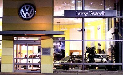 Larry Roesch Volkswagen Image 1