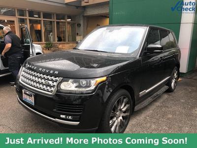 2016 Land Rover Range Rover  for sale VIN: SALGS2EF9GA296635
