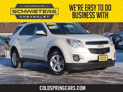 2012 Chevrolet Equinox 2LT for sale VIN: 2GNALPEKXC1288866
