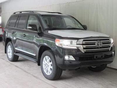 2018 Toyota Land Cruiser Base for sale VIN: JTMCY7AJ7J4074158