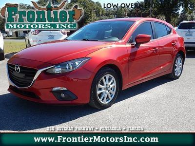 2016 Mazda Mazda3 i Grand Touring for sale VIN: 3MZBM1N71GM247167