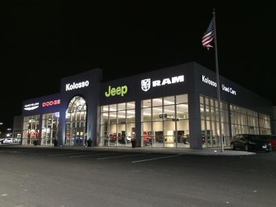 Kolosso Chrysler, Jeep, Dodge, RAM Image 2