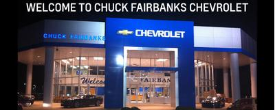 Chuck Fairbanks Chevrolet Image 1