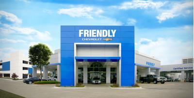 Friendly Chevrolet Image 4