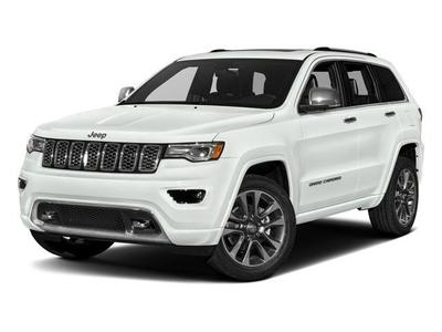 2017 Jeep Grand Cherokee Overland for sale VIN: 1C4RJFCG5HC755557