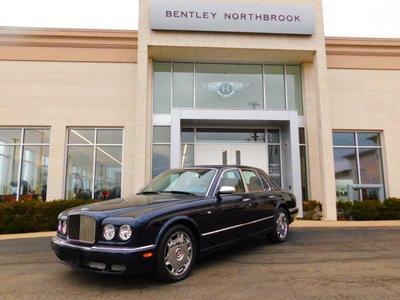 2007 Bentley Arnage R for sale VIN: SCBLC47J07CX12210