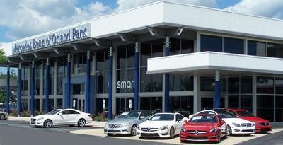 Mercedes-Benz of Orland Park / smart center of Orland Park Image 3