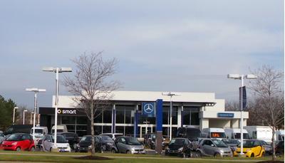 Mercedes-Benz of Orland Park / smart center of Orland Park Image 5