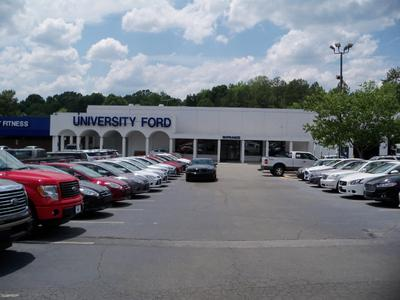 University Ford North Image 1