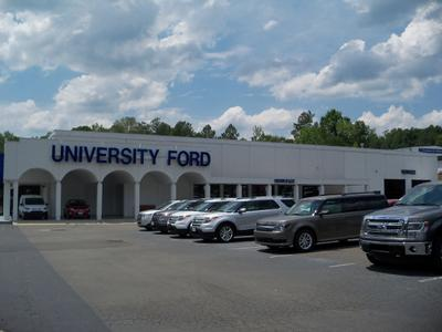 University Ford North Image 4