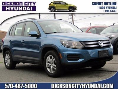 Volkswagen Tiguan 2017 for Sale in Scranton, PA